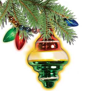 shiny brite ornament reproduction