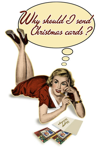 Why should I send Christmas Cards?