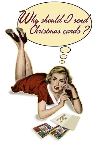 Why should I send Christmas Cards?
